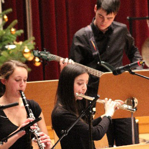 International School of Luxembourg: Band (Grade 4-12)